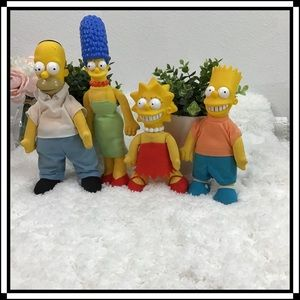 The Simpsons |Vintage Vinyl Characters Collectable